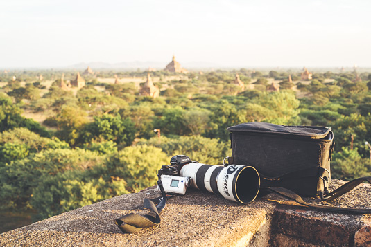 Sony gear list myanmar. Sony 4k Action camera and Sony a7II paired with FE 70-200mm f/4 G OSS