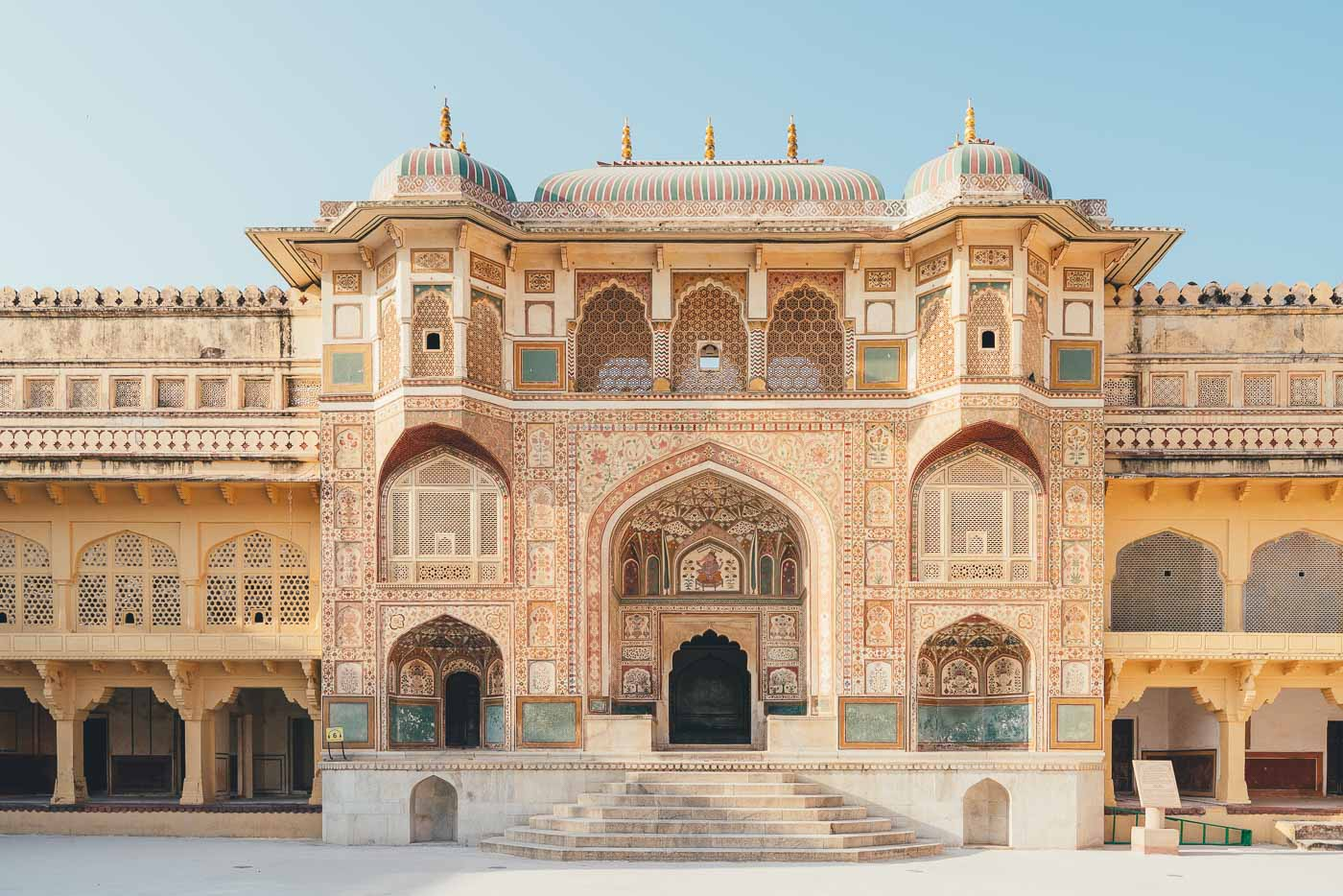 Amber Palace, Jaipur India,