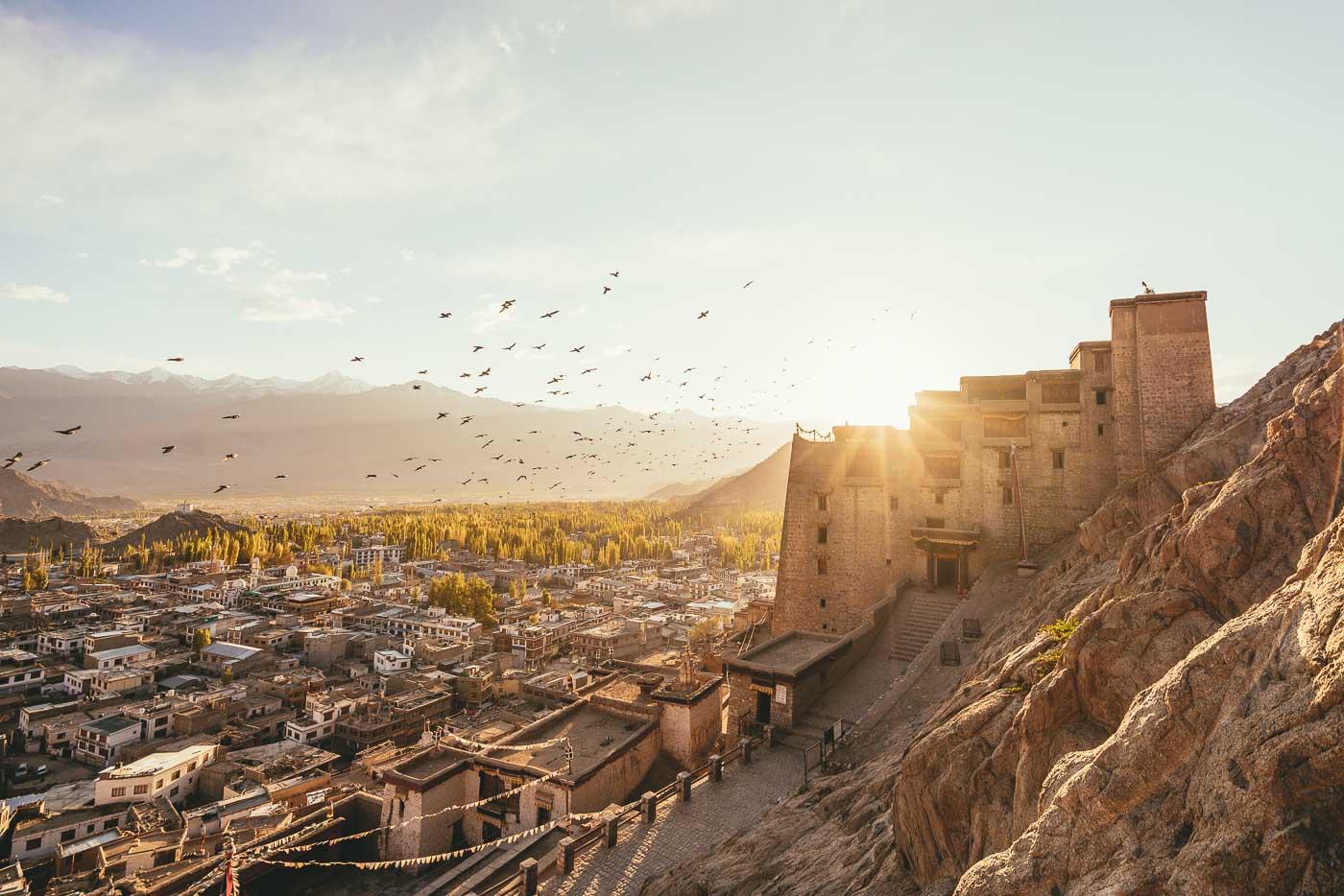 Monastery in Ladakh India